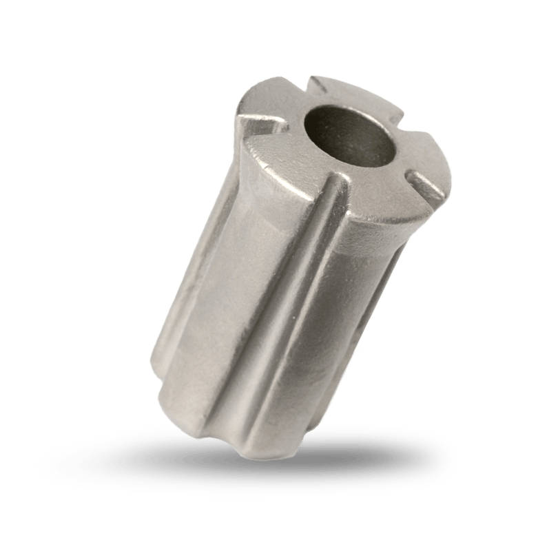 Our non-stick stainless steel ferrules come with a 10-year guarantee.